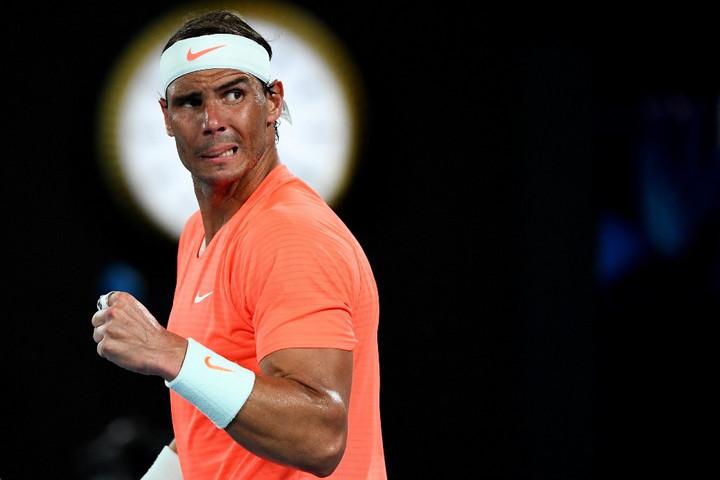Rafael Nadal Lewis Hamiltonnal verseng