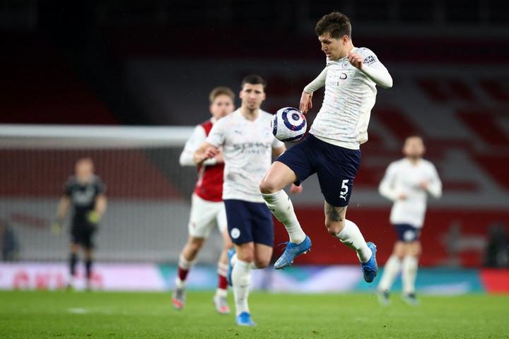 Az Arsenal otthonában is nyert a Manchester City
