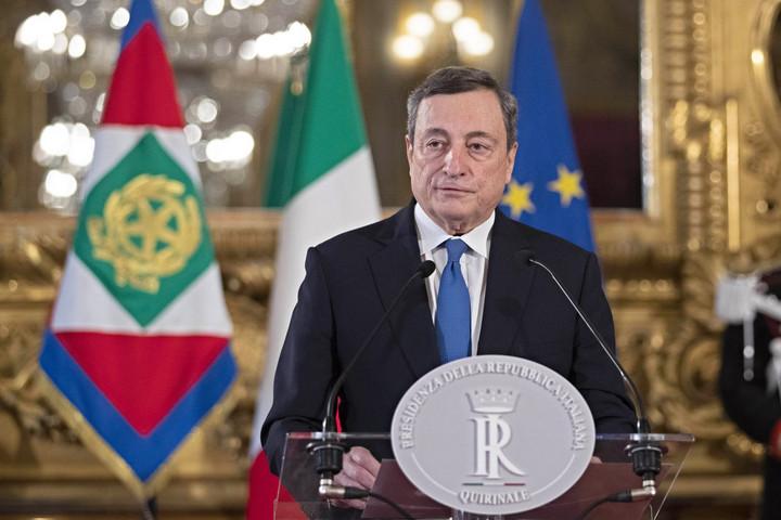 Nincs könnyű dolga Draghinak