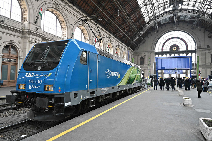 Újabb jelentős fejlesztés előtt áll a vasút