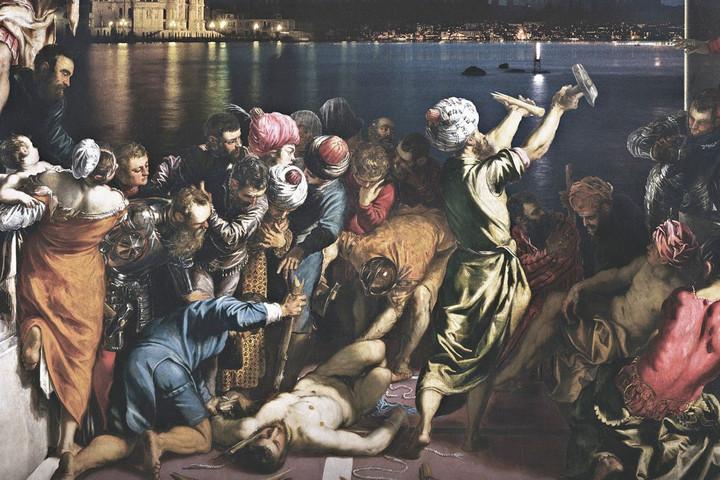 A rebellis velencei képei