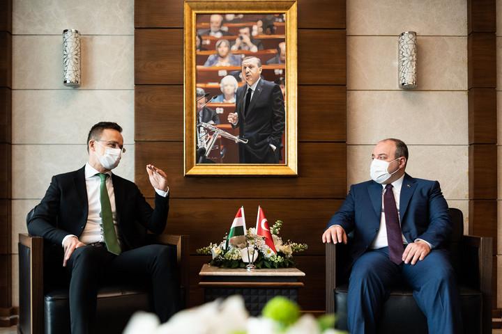 A Medicor magyar egészségipari vállalat gyárat épít Törökországban