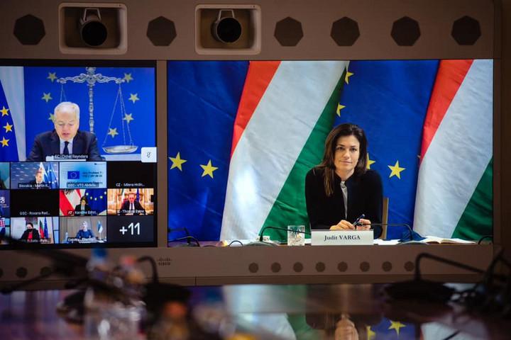 Varga Judit: Magyarország mindig partner lesz a párbeszédben