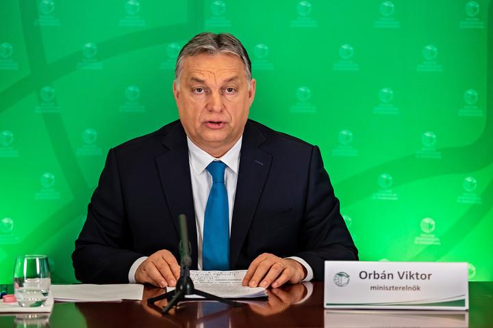 Orbán Viktor: Elindult a gazdaság-újraindítási akcióterv