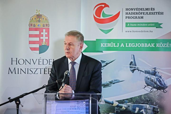 Benkő Tibor: Magyarország elsősorban a déli fenyegetettségnek van kitéve