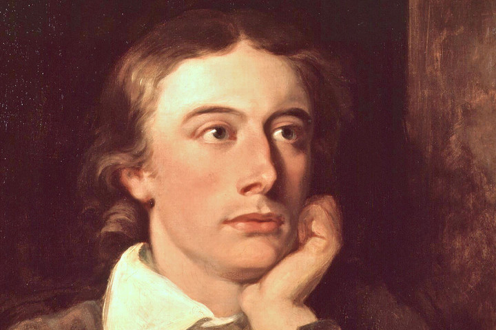 Kétszáz éve hunyt el  John Keats angol költő