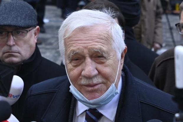 Covidos Václav Klaus volt cseh államfő