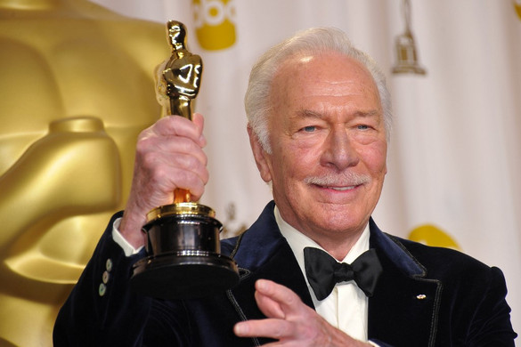 Elhunyt Christopher Plummer Oscar-díjas színész