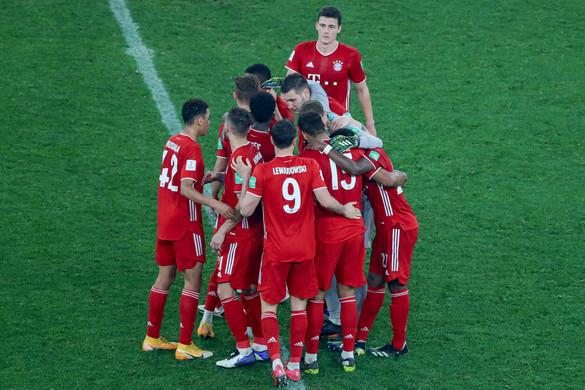 A Bayern München nyerte a klubvilágbajnokságot