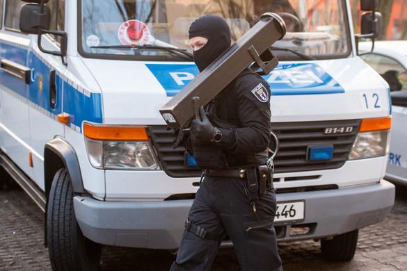 Betiltottak egy iszlamista csoportot Németországban