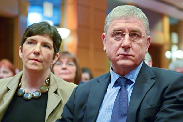 Egyenlőtlen baloldali küzdelem, Gyurcsány brüsszeli hátszele
