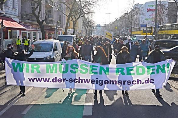 Szabadságvita Németországban