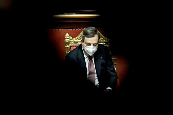 Draghi: Az egység most kötelesség