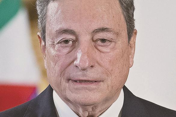 A parlament alsóháza is bizalmat adott Draghinak