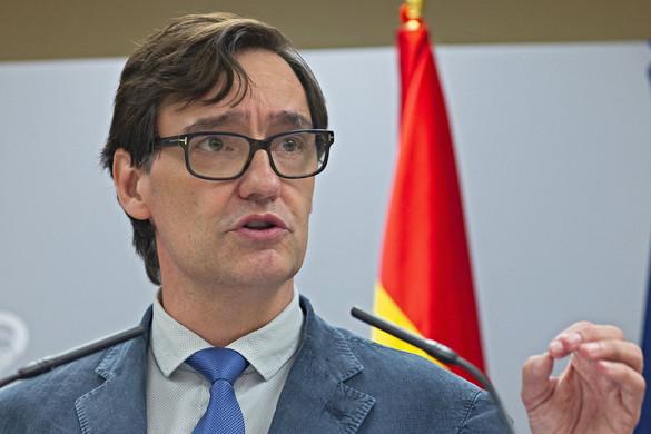 Katalán választás járvány idején