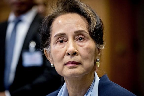 Ügyvéd nélkül, titokban tárgyalták a megpuccsolt mianmari kormányfő ügyét