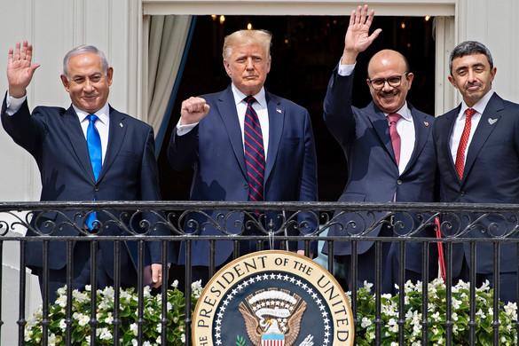 Trump öröksége a Közel-Keleten