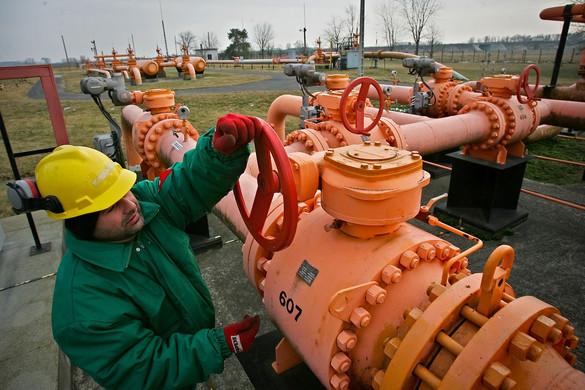 Biztonságos és folyamatos a hazai gázellátás
