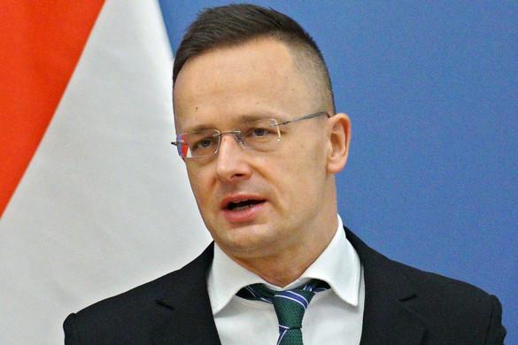 Szijjártó: Magyarország nem tekinti biztonsági fenyegetésnek Oroszországot