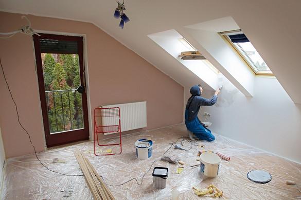 Kedvezményes hitellel a felújítási támogatásért