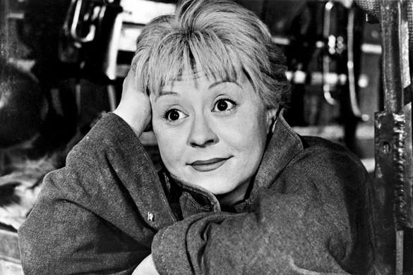 Giulietta Masina olasz színésznő 100 éve született