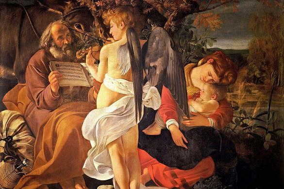 Caravaggio: egy gazember és egy zseni találkozása