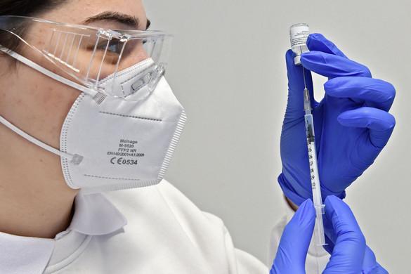 Áprilistól szállíthatnak vakcinát a marburgi BioNTech gyárból