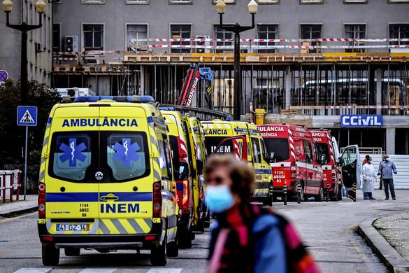 Kritikus hét előtt állnak a portugálok