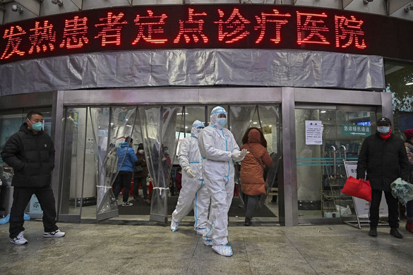 Washington: Ne titkoljon el adatokat Kína