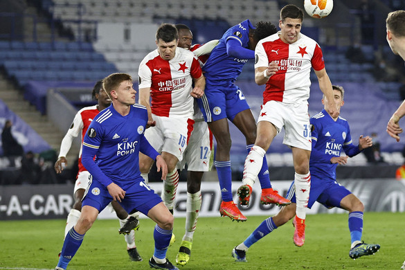 A Slavia Praha Angliában tudott nyerni