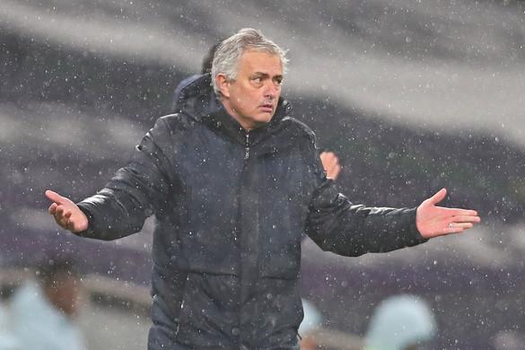 A Tottenhamnél is megbukott Mourinho