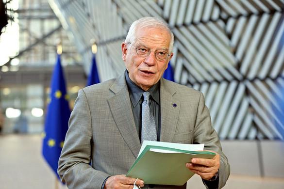 Borrell: Aggasztóak az ukrajnai fejlemények