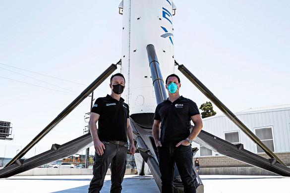 A testi hátrány sem gátolhatja az űrbe jutást
