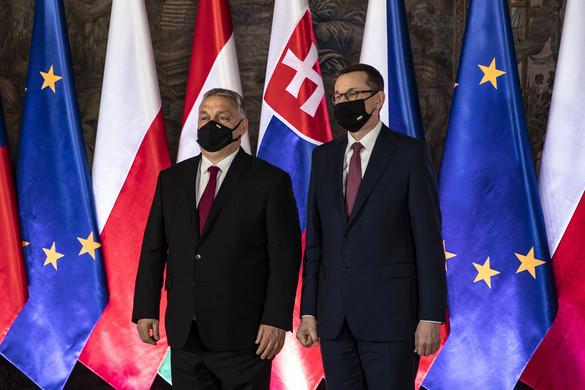 Morawiecki: A V4 ereje a közös cselekvésben rejlik