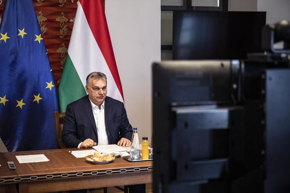 Orbán Viktor: Az EPP nélkül kell felépíteni az európai demokratikus jobboldalt