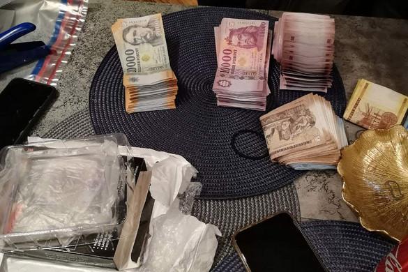 Kokainkereskedőkre csapott le a rendőrség Kecskeméten