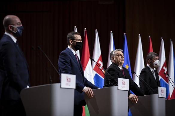 """""""A V4-ek az EU egyik fő gazdasági motorjává válhatnak"""""""
