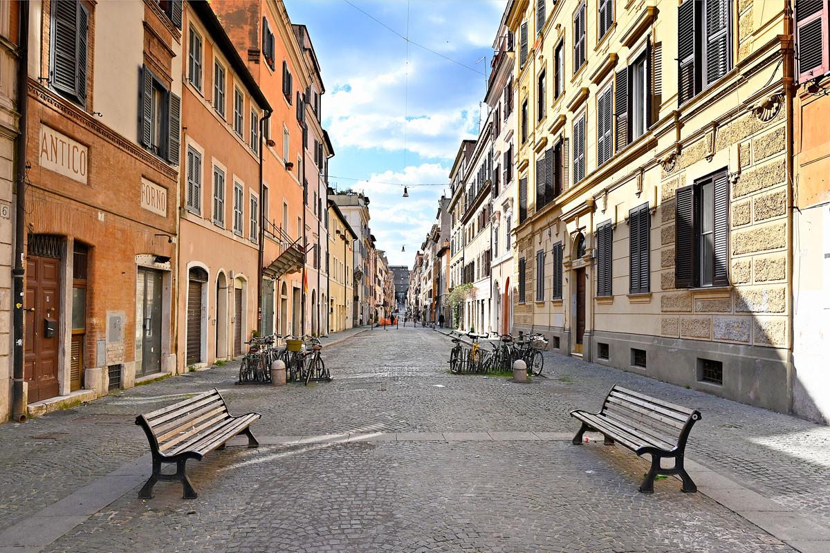 Róma belvárosa (képünk illusztráció)