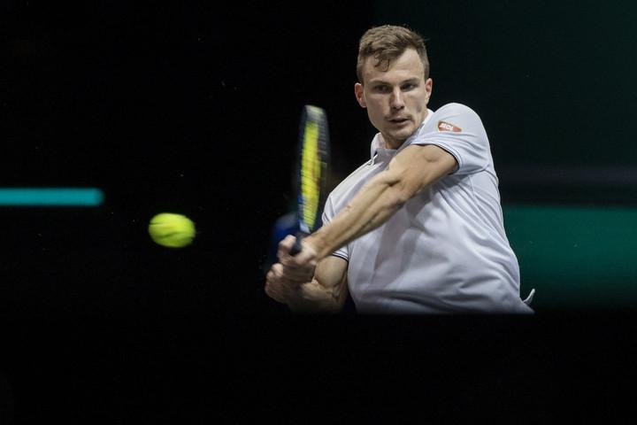 Fucsovics kikapott a rotterdami tenisztorna döntőjében