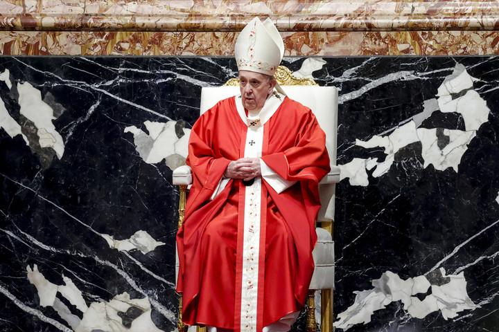 Ferenc pápa: Ne hagyjuk, hogy az elégedetlenség érzése megbénítson bennünket