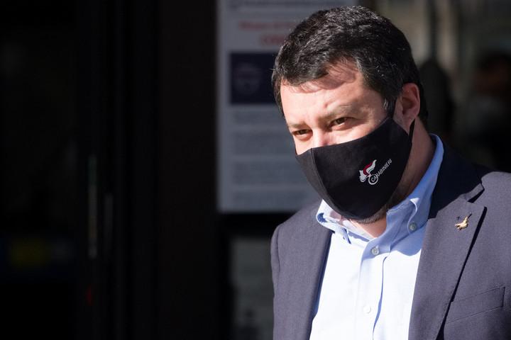 Salvini: Abszurd, hogy azt állítják a vádlottak padjára, aki a nemzetbiztonságot védi