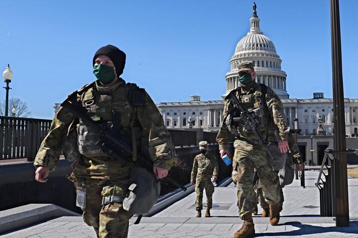 Három óra alatt reagált a Pentagon január 6-án