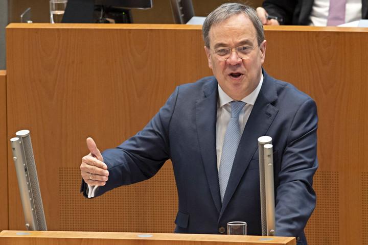 Armin Laschet lesz a CDU/CSU kandellárjelöltje