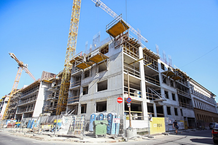 Jelentősen nőtt az új lakások száma