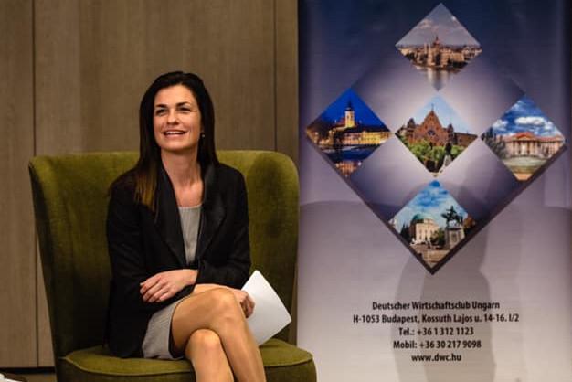 Varga Judit: Magyar érdekekről, németül