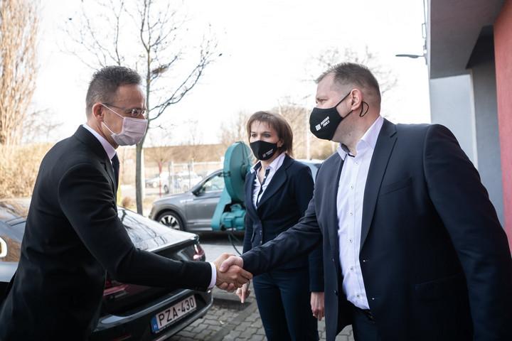 Beruházási rekordot döntött tavaly Magyarország