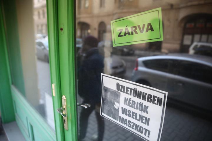 Számíthatnak a kormány segítségére a márciusban zárva tartó üzletek is