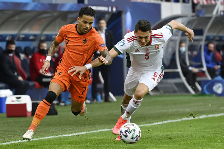 Durva verésbe szaladt bele az U21-es fociválogatott