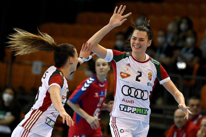 Megverték a szerbeket, ott lesznek az olimpián a magyar női kézisek
