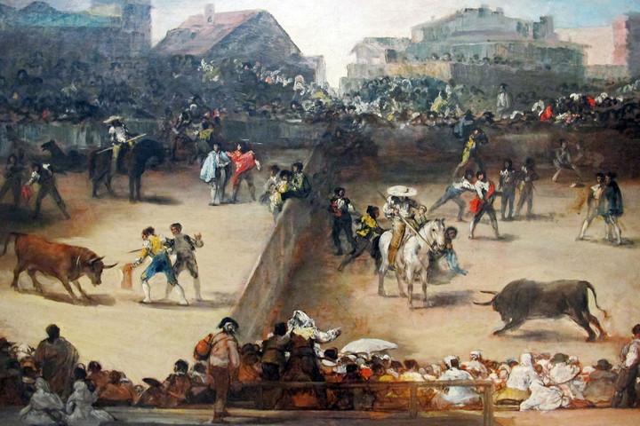 Kétszázhetvenöt  éve született Goya